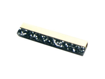 Mini Stack Brass - Sparkling BLACK