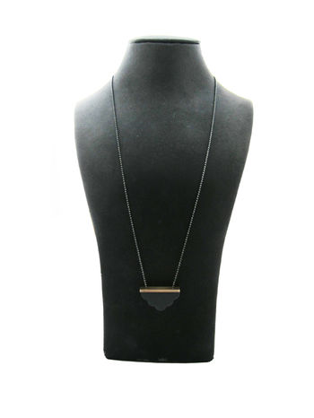 Necklace S - black